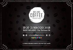 Milano Coffee Festival, il primo grande evento nazionale dedicato alla bevanda più amata dagli Italiani,è pronto ad accogliere coffee lovers ed operatori professionali